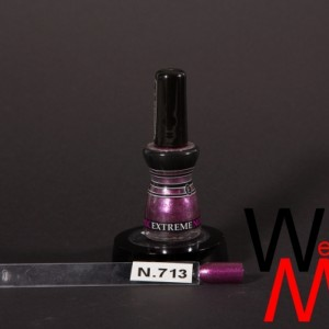 Extreme nagellak N. 713 paars
