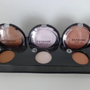 tray blush kleurnummers 4, 16 en 6