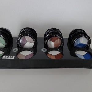 tray trio puntjes oogschaduw kleurnummer 2 t/m 5